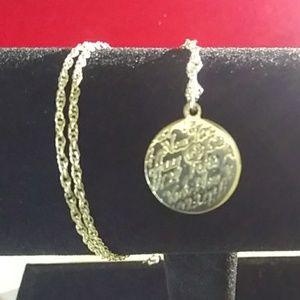 .925 Tiffany, Vintage Sterling Silver Charm